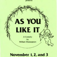 1985-1986 As You Like It - PROGRAM.pdf