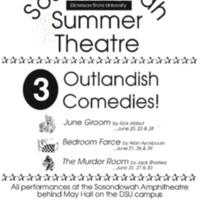 1990-1991 (3 plays) June Groom, Bedroom Farce, The Murder Room - POSTER.pdf
